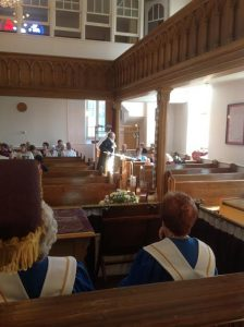 1812 Old Time Service @ Kenyon Presbyterian Church | Dunvegan | Ontario | Canada